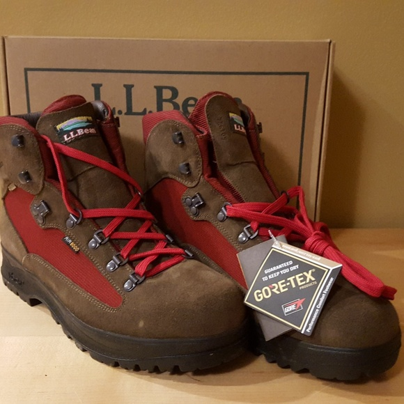 8997ae04be9 L.L. Bean Gore-Tex Cresta Hiking Boots NWT